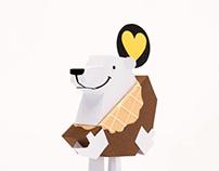 WINNER TACO BEAR