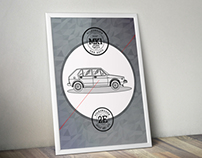 Tribute to VW GOLF MK1 GTI