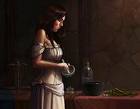 Cleric, Priestess