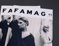 FAMAG - Editorial Design