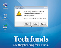 Money Management cover - Tech funds