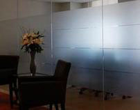 3M Fasara Fine Crystal SH2FN CR Frosted Glass Finish