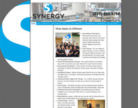 Synergy Rehab and Chiropractic