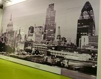 Notion Capital- Office Branding