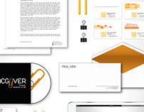 Corporate identity Mcgyver agency