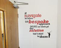 Navigate Digital- Office Branding