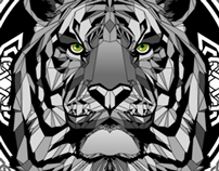 Wise Tiger