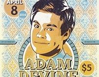 Adam Devine campaign