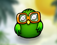Birds Characters - Mobile Game