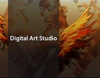 Digital ART Studio(More) - Advertising & Promotion