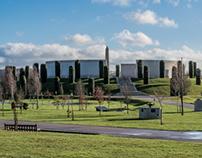 National War Memorial - UK