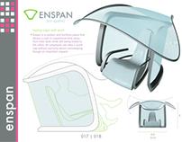 Enspan - fusing naps with work