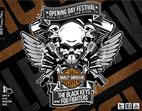 Harley-Davidson Ipad Interactive Tour Project