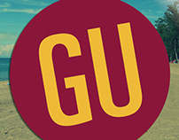 Gannon University Postcard