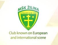 MŠK Žilina - video presentation