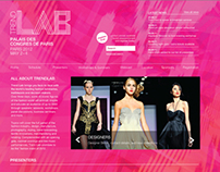 TrendLab Branding and Website