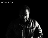 "Cover cd ""print"" HORUS QA"