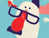 Illustrations for Secret Firmi magazine