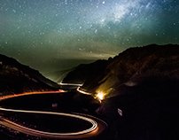 Vía Láctea, Ticlio.