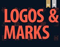 Logos & Marks Collection.