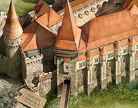 CORVINS' CASTLE - Transylvania