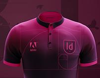 Adobe InDesign Shirt Concept
