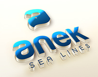 ANEK Sea Lines - Corporate Identity redesign