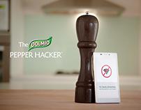 Dolmio Pepper Hacker
