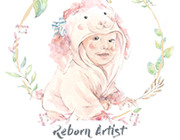 Logo - Reborn Artist