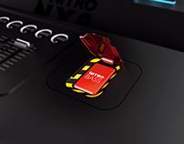 Philips Nitro NX9