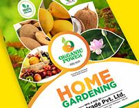 Organic Power : Bag Design