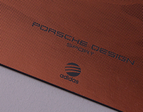 adidas & Porsche Design – Invitation card