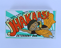 JHAKAAS! Detergent Bar