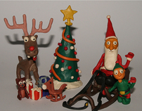"Stop motion - ""Christmas"""
