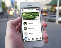 MobiGolf Mobile Application