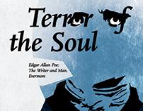 Exhibition Design: Terror of the Soul