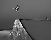 Pamporovo Freestyle Open 5 (B&W)