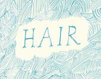 Hair - Doodle