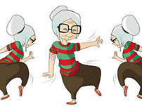 Becoming a groovy grandma...