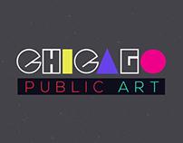 Desktop Publication - Chicago Public Art