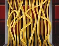 The Idea of Pasta - Magazine Article Spread