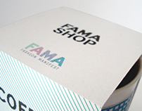 FAMA SHOP - packaging design