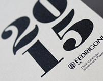 Fedrigoni Calendar 2015