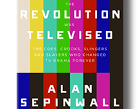 THE REVOLUTION WAS TELEVISED Book Cover