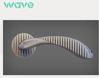 Door handle prototype | WAVE