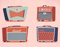 Amplifier selection