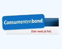 Consumentenbond website