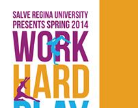 Salve Regina University Dance Show Poster