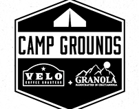 Camp Grounds Logo