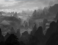 environment sketches- updated weekly
